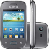 Samsung Galaxy Pocket Neo S5310 Prata Android Wifi | Vitrine