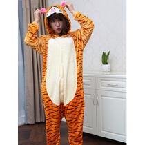 Pijama Tigger Kigurumi Mameluco Disfraz Onesie Barato!!