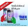 Oferta Cambio De Pantalla Iphone 4g!!!!! Aprovecha!!!!