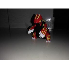 Boneco Miniatura Grudon Primário:pokemon X Y