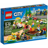 Lego 60134 Diversão No Parque Pack Pessoas Da Cidade #