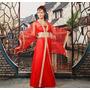 Halloween Exclusivo Disfraz Atuendo Antiguo Princesa China