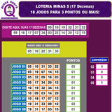 Planilha Para Ganhar Em 2 Loterias: Quina E Minas 5 (barato)