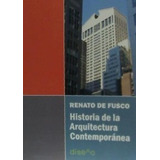 Historia De La Arquitectura Contemporánea Fusco