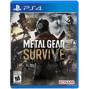 Metal Gear Survive Ps4 - Físico - En Stock - Nextgames