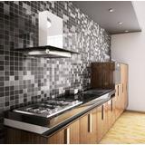 Papel De Parede Pastilhas Lavável Cozinha Banheiro 10 Metros