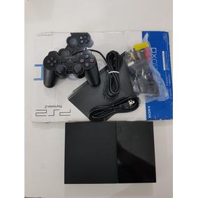 Ps2 Playstation 2 Novo Destravado Desbloqueado Nota Fiscal