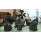 Esculturas De Greda Lote