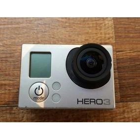 Go Pro Hero 3 Silver Wifi Gopro