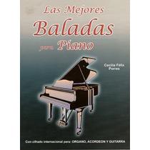 Libro: Las Mejores Baladas Para Piano (tablatura) - Pdf