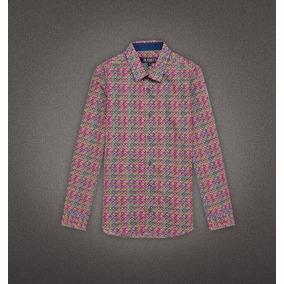 Camisas Slim Fit Importados,100% Algodón ¡exclusivos!