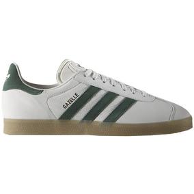 Tenis Originals De Piel Gazelle Hombre adidas S76226