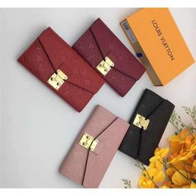 Monedero Louis Vuitton De Moda Mujer Cartera 5067675be79
