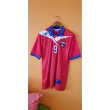 Real Madrid Camiseta Y Short Original Epoca Zamorano - Camisetas de ... d4ef59e3b50f1