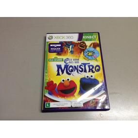 Jogo Xbox 360 -era Uma Vez Um Monstro P/kinect -usado -