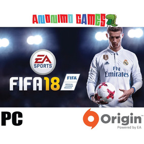 Fifa 18 Fifa 2018 Código Original Origin Idioma Español Pc