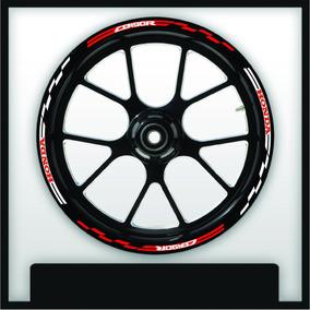 Cintas Para Llantas Racing Honda Cb 190