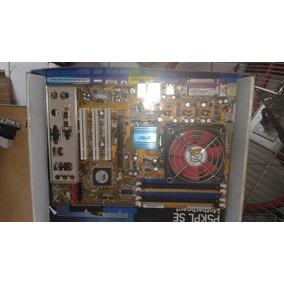 Kit - Placa Mãe Asus A8v-x + Athlon 3500+ 2.2ghz + 1gb