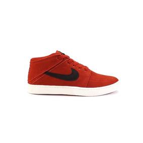 Tenis Nike Sb Suketo Masculino Skate Cano Alto 100% Couro