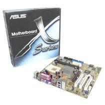 A7v266-mx Placa-mãe Asus Socket A Amd Para Desktop - Nova