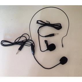 2 Microfones 1 Headset E 1 Lapela - Staner Swr