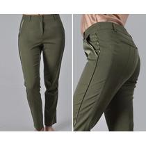 Pantalon Casual Para Dama Marca Altoretti, Bpp0019