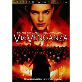 V De Venganza Natalie Portman Pelicula Dvd