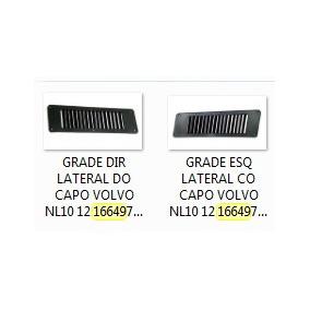 Par De Grade Lateral Do Capo Volvo Nl10/12