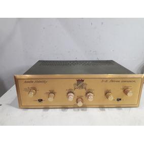 Amplificador Valvulado Stereo - Eletrônicos, Áudio e Vídeo em Rio de ... 70ec48b4b3