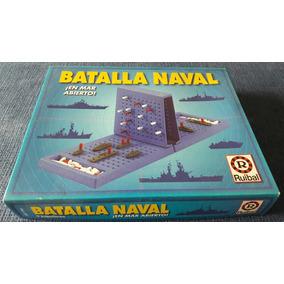 Batalla Naval En Mar Abierto. Juego De Mesa. Impecable!