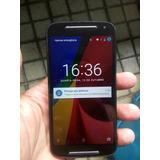 Celular Moto G2 Original 8gb Bom Celular Rapido Tela Grande
