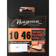 Encordado De Guitarra Electrica Magma 010
