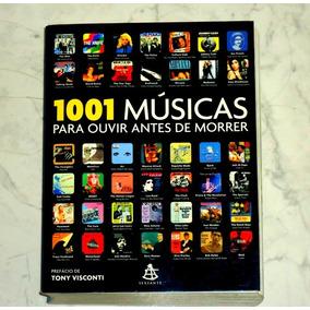 2 Livros! 1001 Filmes Para Ver Antes De Morrer +1001 Músicas