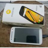 Celular Motorola Moto E2 Xt1524 Defeito Na Tela