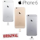 Carcaça Aro Iphone 6 6g Chassi 4.7 Tampa Traseira Original
