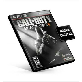 Call Of Duty Black Ops 2 Ps3 Português Br Mídia Digital Psn
