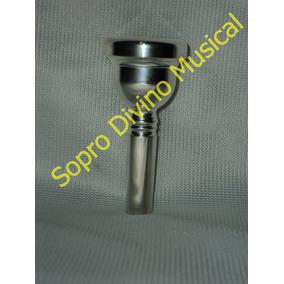 Bocal Trombone Pisto Bombardino Calibre Fino Weril 11c