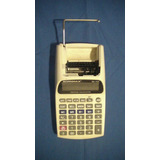 Calculadora Impresora Bornmax Bm-1000 Usada Funcionando Ver.