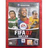 Fifa 07 - Gamecube Perfecto Estado