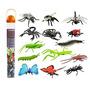 Juguete Safari Ltd Insectos Toob - Viene Con 14 Figuritas D