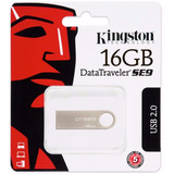 Oferta Pen Drive Kingston Datatraveler Se9 16gb - Zona Norte