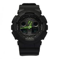 Casio G Shock Ga100c-1a3 Antimagnetico Wr200m W Time