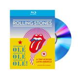 The Rolling Stones Ole Ole Ole Tour Bluray Importado Stock