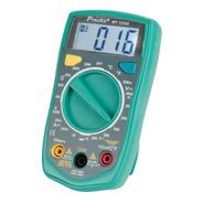 Multimetro Digital Proskit Mt 1233 C Mini Tester 300v