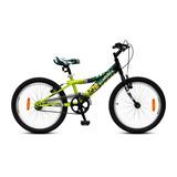 Bicicleta De Nene Aurora Nas-bike Rodado 20