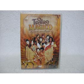 Dvd Original O Teatro Mágico- Entrada Para Raros- Lacrado