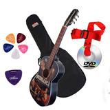 Guitarra Estampada Metallica En Oferta Envio Gratis