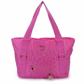 Bolsa Tote Capricho Love Pink Rosa 48907 2017