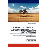 The Impact Of Structural Adjustment Programs: A Envío Gratis