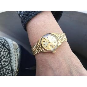 Relógio Rolex Lady Date-just Original - Joias De Grife